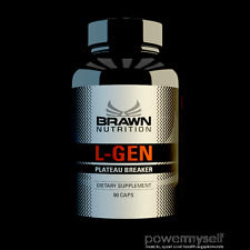 MUSCLES L-gen (Laxogenin): 90 x 30 mg
