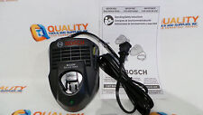 New Bosch BC330 4V - 12V Max Li-Ion Battery Charger Lithium Ion