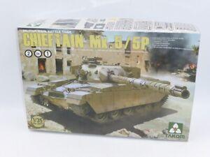 Takom 1:35 Kit 2027 Chieftain Mk.5/5P British Main Battle Tank