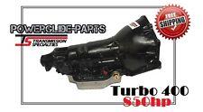 TSI TH-400 Rebuilt Transmission Chevy Street & Strip Turbo 400 Chevy T400