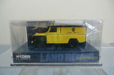 "CORGI LIMITED EDITION  MODEL No.07403         LWB LAND ROVER   ""A.A.""        MIB"