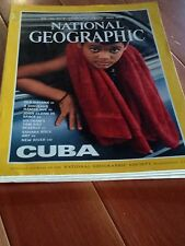 National Geographic Cuba June 1999