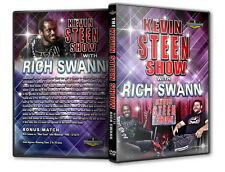 The Kevin Steen Show with Rich Swann DVD, PWG ROH TNA CZW JAPAN EVOLVE WRESTLING