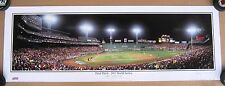 Boston Red Sox 2007 World Series First Game Panoramic - Large size