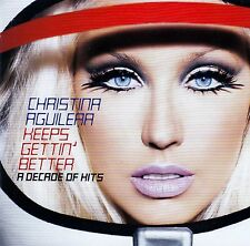 CHRISTINA AGUILERA : KEEPS GETTIN' BETTER - A DECADE OF HITS / CD - TOP-ZUSTAND