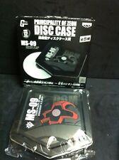 Gundam Statonery CD DVD Metal Disc Case MSM-09 RICK DOM