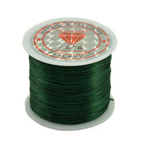 50M Strong Stretch Elastic Cord Wire rope Bracelet Necklace String Bead 0.5mm DS