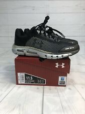 NEW Mens Sz 11.5 Under Armour UA HOVR Infinite Running Shoes Black