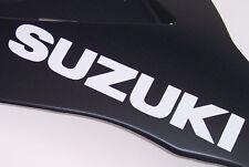 Suzuki Emblem Aufkleber Symbol Schriftzug Original Verkleidung GSX R