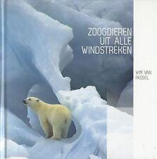 Alle 4 velletjes +boek zoogdieren uit alle windstreken  Postfris