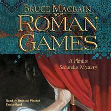 The Plinius Secundus Mysteries: Roman Games : A Plinius Secundus Mystery by Bruc