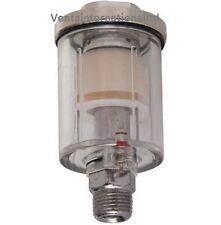"""Nuevas herramientas de aire filtro de línea de aire Mini 6 mm (1/4"""") BSPT"""