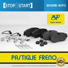 KIT 4 PASTIGLIE FRENO ANTERIORI FIAT PUNTO - FIAT CINQUECENTO - LANCIA YPSILON