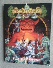 Players handbook hackmaster 4E fantasy RPG roleplaying kenzer co hack master