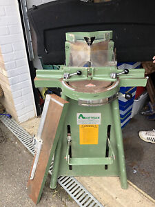 Morso Guillotine Mitre Picture Framing Machine With Extension