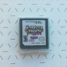 Harvest Moon DS Cute USA Version Game for 3DS NDSI NDSXL Lite
