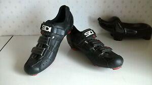 Sidi Drako SRS Carbon MTB Shoes size 45 eur., uk 10