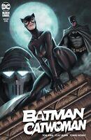 BATMAN CATWOMAN #1 - RYAN KINCAID - COMICS TRADE EXCLUSIVE