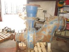 Gorman Rupp 112d60 B Centfrifugal Pump 511223j Port12 Turns By Hand Used
