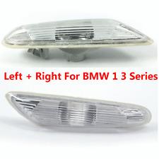 For BMW 1 3 Series E87 E90 E91 E92 E93 LED Side Marker Light Turn Signal Lamp 2x