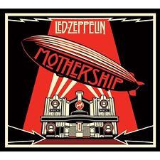LED ZEPPELIN Mothership 2CD NEW Gatefold Sleeve Best Of Greatest Hits Remasters