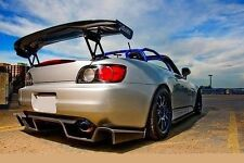 HONDA S2000 & INTEGRA SPOON LOOK REAR BUMPER DIFFUSER GRP