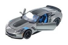 Maisto 1:24 Scale 2017 Corvette GT C7 Grand Sport Diecast Model Car Toy Gray 8""