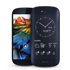 BNIB Yotaphone 2 32GB Black Dual Screen Factory Unlocked 4G/LTE GSM Boxed New