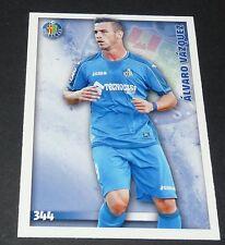 ALVARO VASQUEZ GETAFE ESPANA FOOTBALL CARD LIGA 2014-2015 MUNDICROMO PANINI