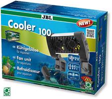 Jbl Cooler 100 12v Ventilador Enfriador del Sistema de Refrigeración Acuario Peces de Acuario Tanque