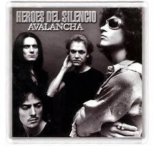 HEROES DEL SILENCIO - AVALANCHA LP COVER FRIDGE MAGNET IMAN NEVERA