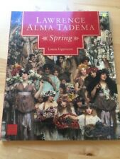 Lawrence Alma Tadema: Spring by Louise Lippincott-First Printing-1990