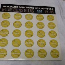 Elvis Presley - Elvis' Worldwide Gold Award Hits Parts 1 & 2 -