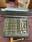 antique marchant figuremaster adding machine electric calculator