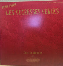 Les Negresses Vertes - Zobi La Mouche Single (Promo)