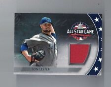 2018 Topps Update All-Star Stiches Relic John Leaster