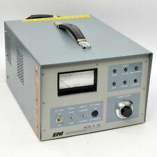 Eni Acg 5 Xl Rf Generator 50500 Watts 1356mhz Air Cooled Plasma Acg 5 01m5