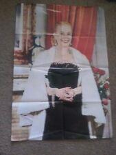 Documento historico de Evita. Eva Peron fotos. Poster $6.99