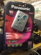 Panasonic RQ-SX43 Personal Stereo Cassette Player New in Sealed Packet