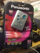 Panasonic Rq-sx43 Personal Stereo Cassette Player in Packet