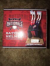 Potomac Nationals Batting Helmet Tooth Brush Holder