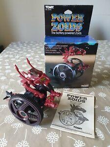 Zoids / Zoid - OAR - Serpent - Power Zoids + working + Instructions & Box