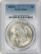 1898-O $1 Morgan Dollar PCGS MS64