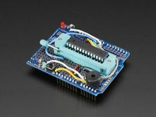 Adafruit Standalone AVR ISP Programmer Shield Kit includes blank chip! [ADA462]
