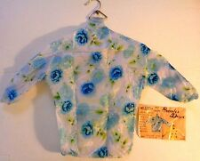 INFLATABLE SWEATER DRYER HANGARS * BLUE OR PINK FLORALS