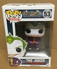 The Joker Funko Pop Vinyl Figure #53 DC Batman Arkham Asylum