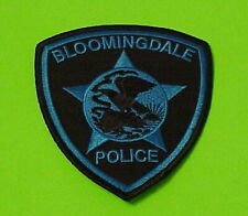 FREE SHIPPING!!! RIVER GROVE VILLAGE  ILLINOIS  IL  POLICE PATCH  NICE!