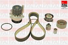 FAI Water Pump & Timing Belt Set  AUDI SEAT SKODA VW VOLKSWAGEN 1.6 2.0 TDI