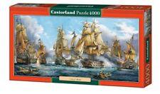 NEW CASTORLAND Puzzle 4000 Tiles Pieces Jigsaw Naval Battle