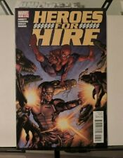 Heroes For Hire #7 July 2011